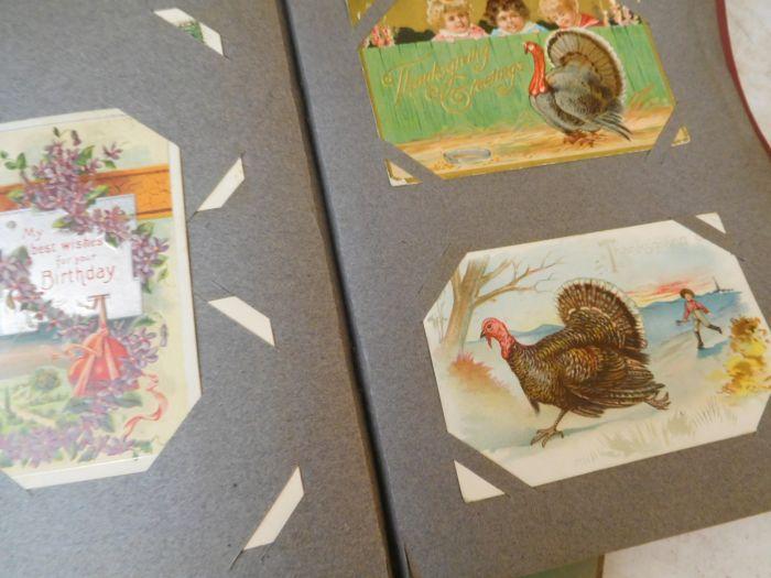 Ralph Van Brocklin Estate- Bottles- Post and Trade cards--Mini Jugs and other advertising - DSCN9650.JPG
