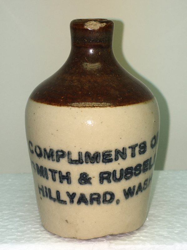 Ralph Van Brocklin Estate- Bottles- Post and Trade cards--Mini Jugs and other advertising - IMG_3075.JPG