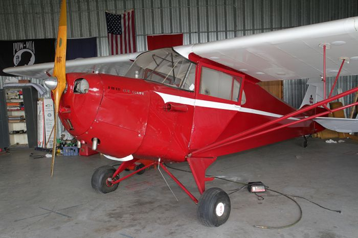 James Summers Estate- Areonca L-3( 1941), Piper Cub Coupe J4 S( 1940),  Aeronca  7 ac (1946)Champ, Studebaker Silver Hawk,1963 Volvo 1800 ( plus a Street Rod and a 2007 42 foot Gulf Stream RV) and more  - 2_2.jpg