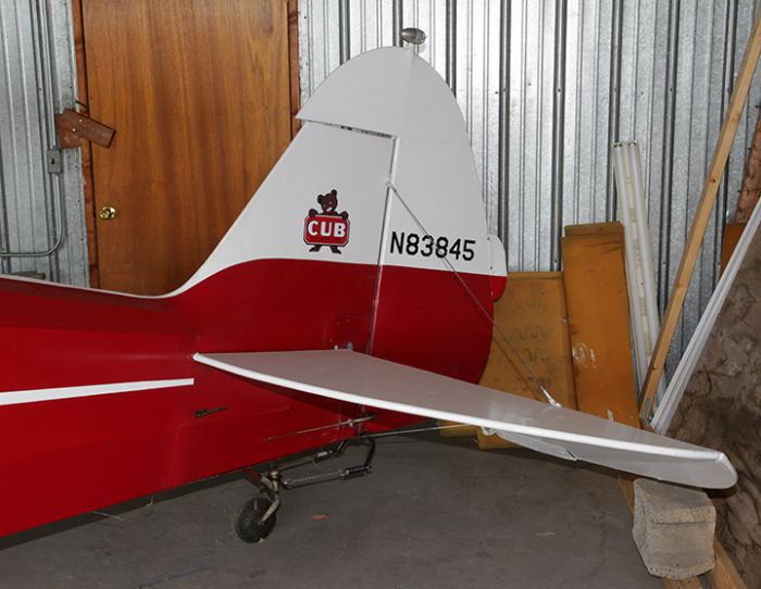 James Summers Estate- Areonca L-3( 1941), Piper Cub Coupe J4 S( 1940),  Aeronca  7 ac (1946)Champ, Studebaker Silver Hawk,1963 Volvo 1800 ( plus a Street Rod and a 2007 42 foot Gulf Stream RV) and more  - 2_5.jpg
