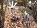 Yard Art, Stones, Carving,Vessels, Whirligigs, Folk Art from the Estate Of Mark King - DSCN1300.JPG