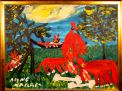 Ted and Ann Oliver Outsider- Folk Art and Pottery Lifetime Collection Auction - 22.jpg.JPG